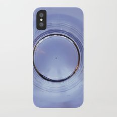 Water Container Pattern #3 Slim Case iPhone X