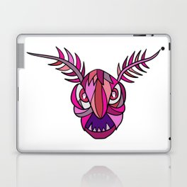 Mothman Head Mosaic Laptop & iPad Skin