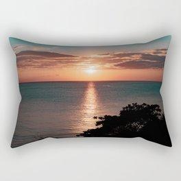 Philippine Sunset Rectangular Pillow