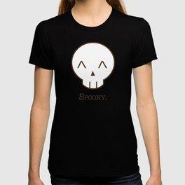 Spooky Skull Kawaii   Halloween Is Coming! T-shirt