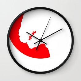 godzilla resurgence Wall Clock