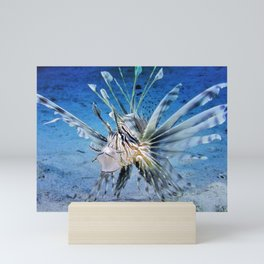 Common Lionfish Mini Art Print