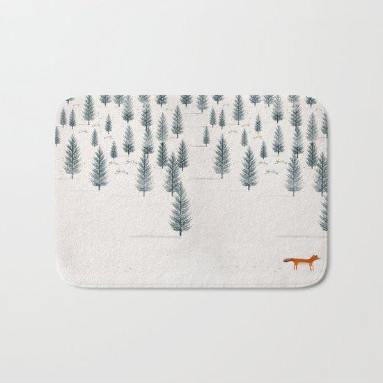 winters tale Bath Mat