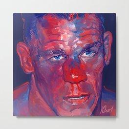 John Cena, HLR Above It All Metal Print