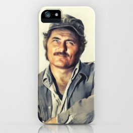 Robert Shaw, Actor iPhone Case