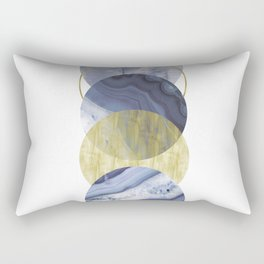 Moonlight #2 Rectangular Pillow