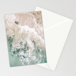 Frothy Fourth Beach Stationery Cards