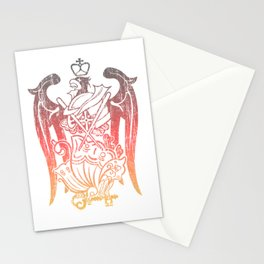 Kamon / Coat of Arms Stationery Cards