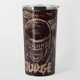 Death judge Travel Mug