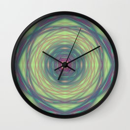 """Venus"" - (Original Digital Artwork by Vincent Ferraro) Wall Clock"
