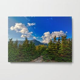Mount Washington Auto Road Metal Print
