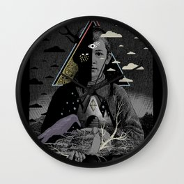 Exile Wall Clock