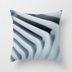 Bend Throw Pillow