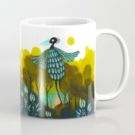 Sun Bird Coffee Mug