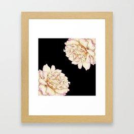 Roses - Lights the Dark Framed Art Print