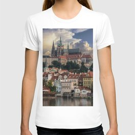 Sunny day in Prague T-shirt