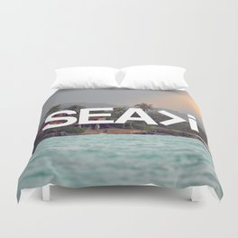 SEA>i  |  Back to Lanikai Duvet Cover