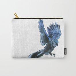 Bird Landing Carry-All Pouch