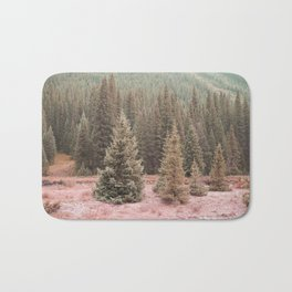Look For Me In The Trees Bath Mat