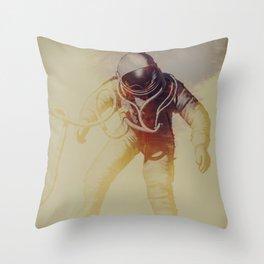 Astroscape 02 Throw Pillow