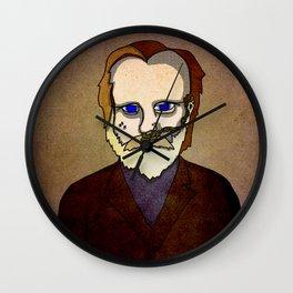 Prophets of Fiction - Frank Herbert /Dune Wall Clock