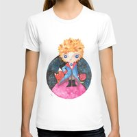 le petit prince T-shirts featuring Le petit prince by Laura Barocio