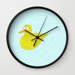 Bob the Duck! Wall Clock