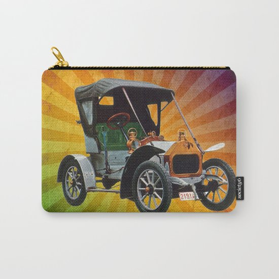 Vintage Car 05 Carry-All Pouch