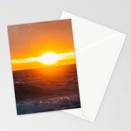 Sunrise of the East Stationery Cards