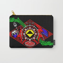 To Mend and Defend Carry-All Pouch
