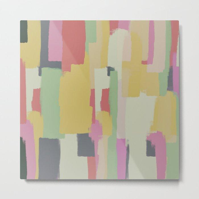 Abstract Painting No. 1 Metal Print