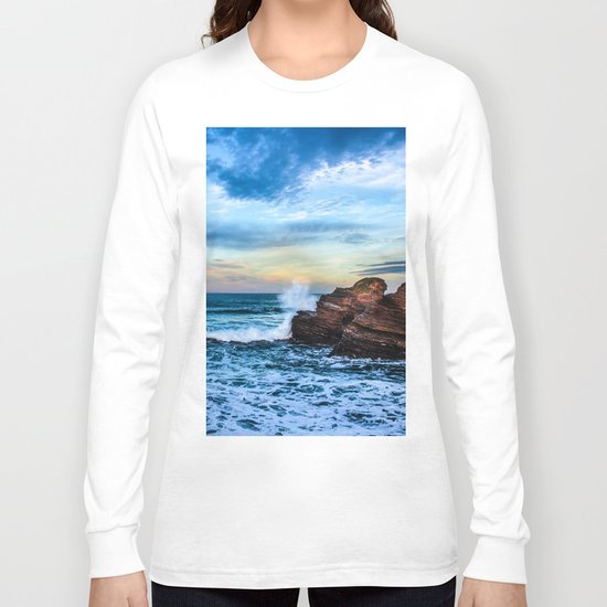 The surf Long Sleeve T-shirt
