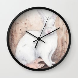 What If...?? Rabbits Had Feet. Wall Clock