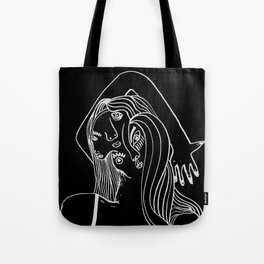 Double-faced Tote Bag