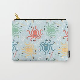 Nerdy Octopuses Carry-All Pouch