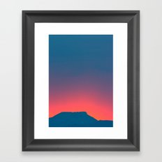 Morning Light 3 Framed Art Print
