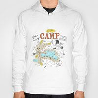 camp Hoodies featuring camp by AJE Custom Shop