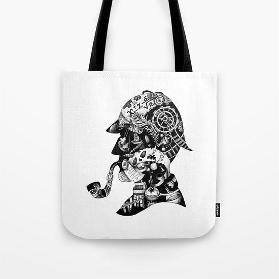 Mr. Holmes Tote Bag