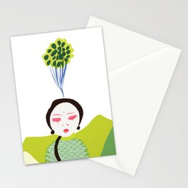 Centered Stationery Cards