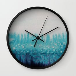 seaside 1 Wall Clock