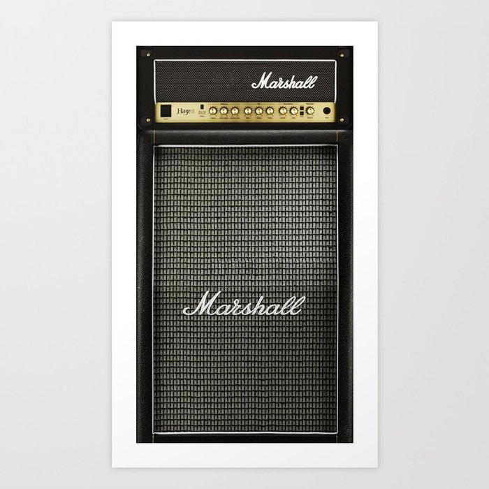 Gray amp amplifier Kunstdrucke