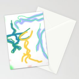 Spring is light no. 1 Stationery Cards
