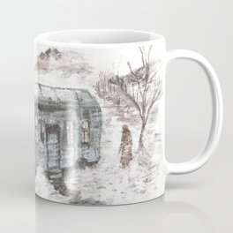 In the middle of beautiful nowhere Coffee Mug