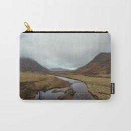 Broken Bridge Valley Mist Carry-All Pouch