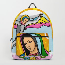 Virgen de Guadalupe Backpack