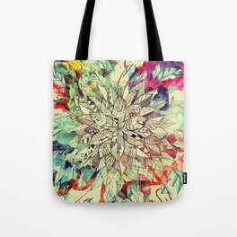 Enrich Your Life (Rainbow) Tote Bag