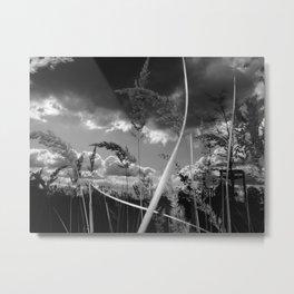 dark field Metal Print