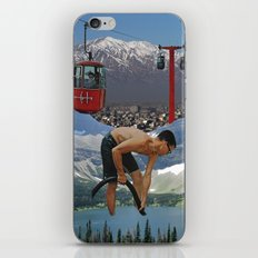 The Tourists iPhone & iPod Skin