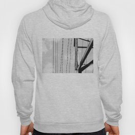 Barb wire 3 Hoody