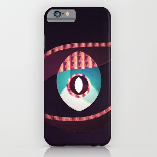 Dragons Eye iPhone & iPod Case